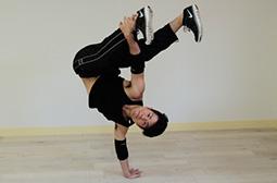 ブレイクダンス講座
